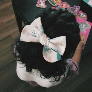 4 Pack Girls Hair Bows